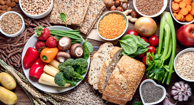 Dietary Fiber Intake Associated with Lower Risk for Depression in Premenopausal Women