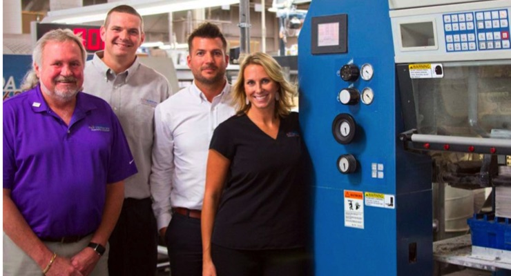 Huston Patterson Adds Koenig & Bauer Rapida 164 Eight-Color Press