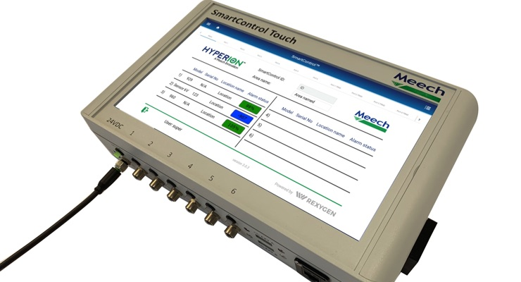 Meech debuts remote monitoring product