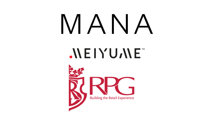 Mana Products, Meiyume and RPG Form The Vertical Beauty Alliance
