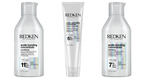 Redken Unveils Acidic Bonding Concentrate Range
