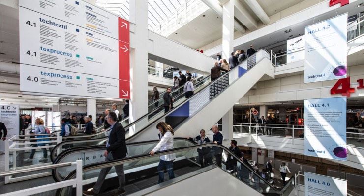 Techtextil, Texprocess Postponed to 2022