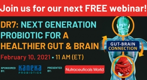 DR7: Next Generation Probiotic for a Healthier Gut & Brain