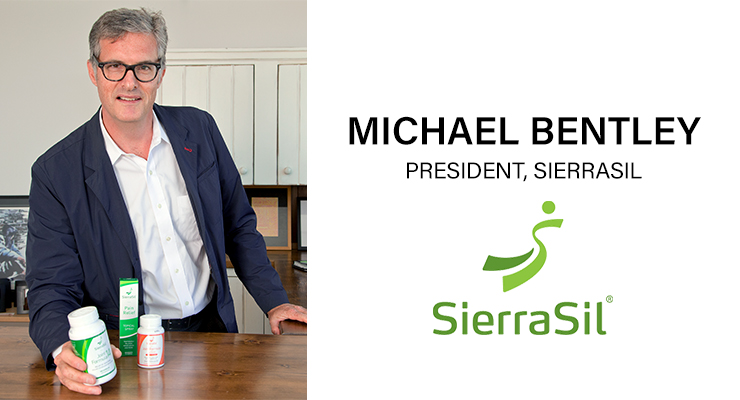 An Interview with Michael Bentley, President, SierraSIl