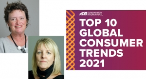 Euromonitor Announces 2021's Top 10 Global Consumer Trends