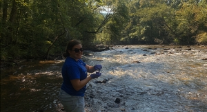UPM Raflatac supports MountainTrue's Volunteer Water Information Network in Western North Carolina