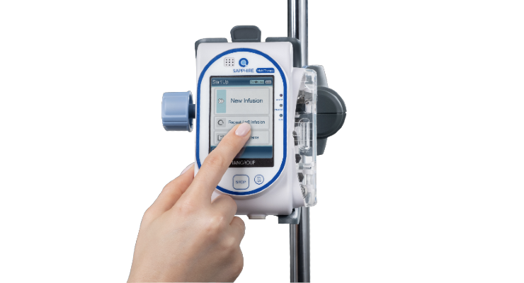 Eitan Medical Receives FDA Clearance for Sapphire Infusion System