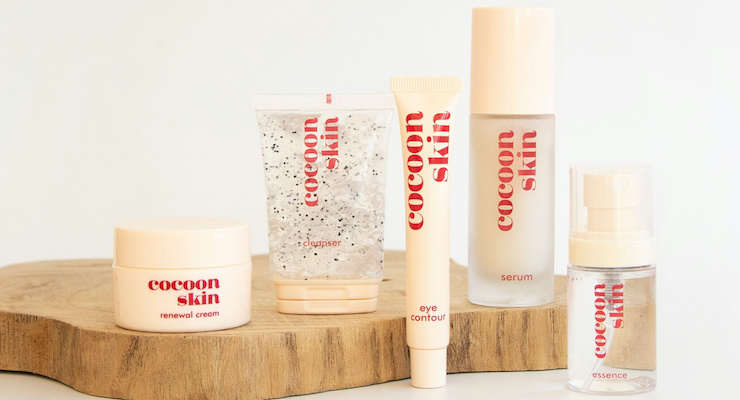 TBM Brand Lab Offers New Turnkey Range—Cocoon Skin