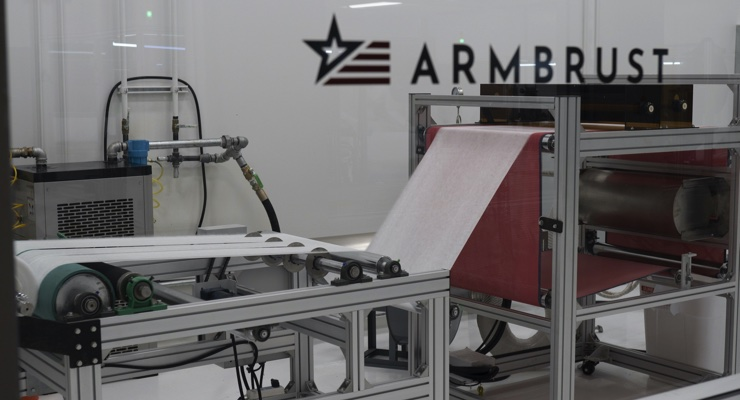 Armbrust American Adds Meltblown Manufacturing