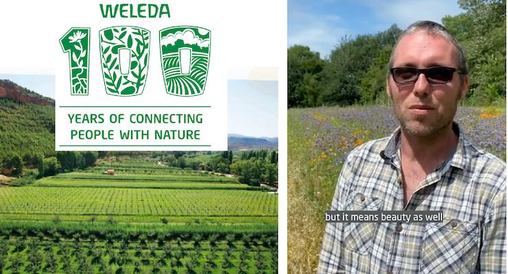 Weleda Celebrates 100 Years By