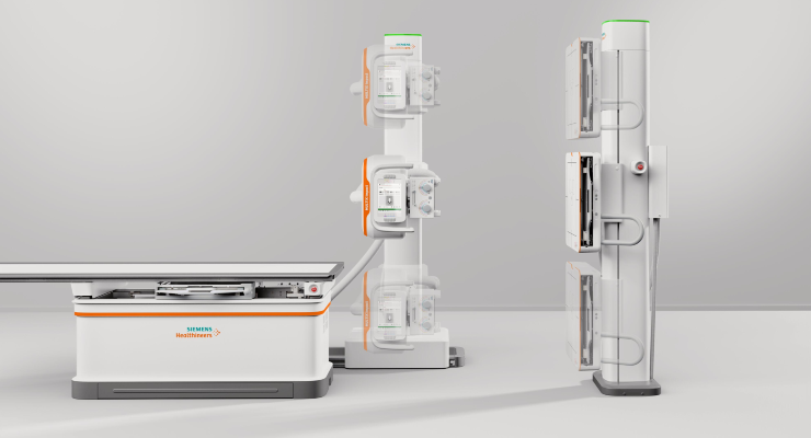 Siemens Healthineers' DR Systems Cleared by FDA