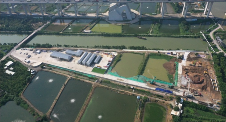 AkzoNobel Supplying Powder Coatings for Landmark Water Pipeline in China