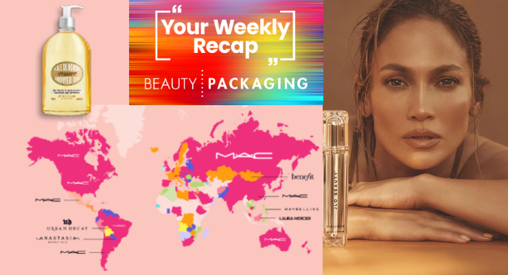 Weekly Recap: JLo Beauty Launches, Unilever Partners with Alibaba, Estée Lauder Appoints SVP & More