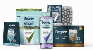 Degree Launches Bath and Shower Range