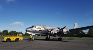 PPG Donates Coatings, Sealants to Help Restore Douglas C-54 Skymaster Aircraft