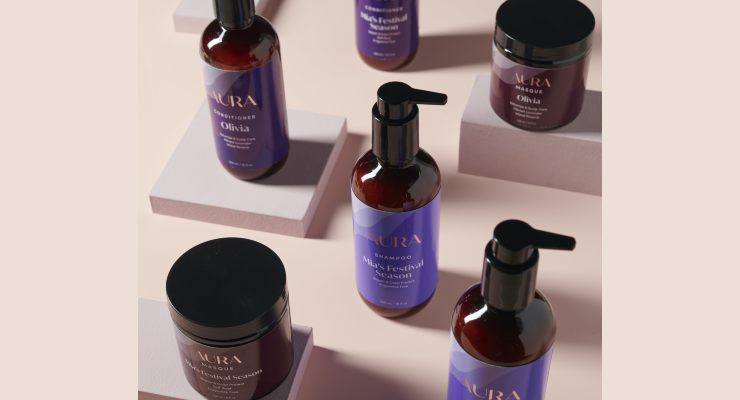 Aura Introduces Customizable Hair Care