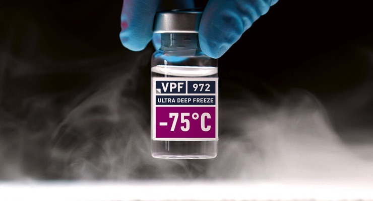VPF launches deep-freeze adhesive