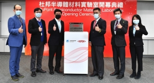 ITRI, DuPont Jointly Inaugurate Semiconductor Materials Lab