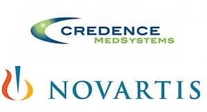 Novartis Invests in Credence MedSystems