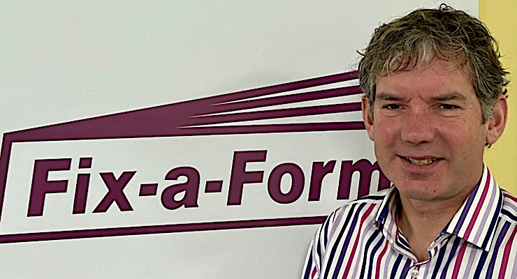Fix-A-Form eyes global expansion