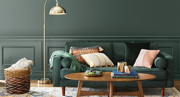 Clark+Kensington 2021 Color Trends Inspired by Nature