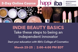 Indie Beauty Basics: Steps to Being an Independent Innovator