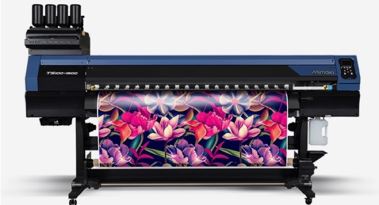 Mimaki USA Launches 2 Textile Products
