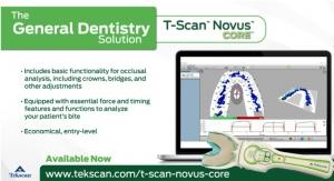 Tekscan Introduces T-Scan Novus Core
