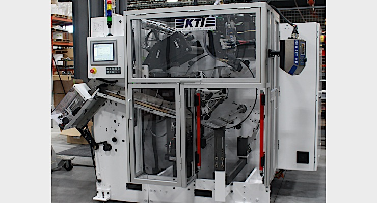 KTI boosts business at Abbott Label