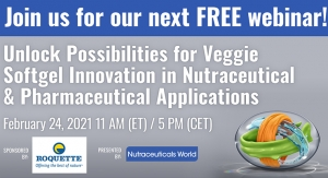 Unlock Possibilities for Veggie Softgel Innovation in Nutraceutical & Pharmaceutical Applications