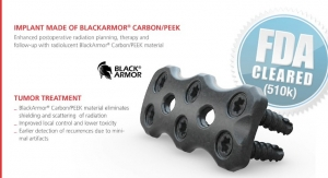 icotec Launches BlackArmor Anterior Cervical Plate in U.S.