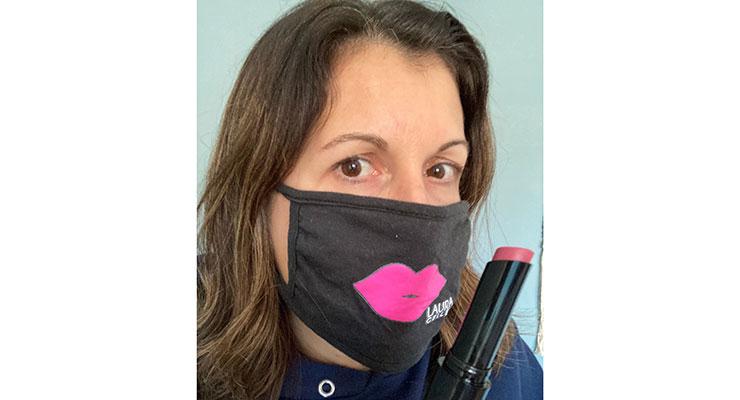 Laura Geller Creates Mask-Friendly Lipcolor