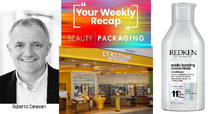 Weekly Recap: New Estée Lauder Sustainability Goals, L'Occitane Files for Bankruptcy & More
