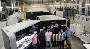 K1 Packaging Group Installs Landa S10 Nanographic Printing Press