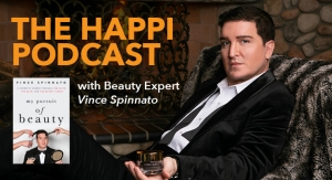 The Happi Podcast: Beauty Expert Vince Spinnato