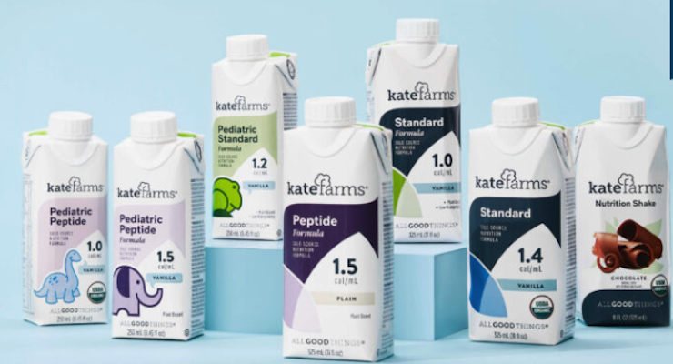 Kate Farms Announces User Survey with Positive Findings on Formulas