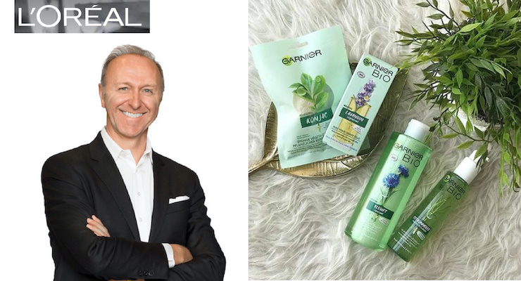 How L'Oréal Is Accelerating Its Sustainable Mission