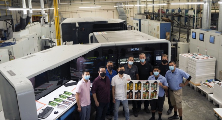 K1 Packaging Group expands offerings with Landa