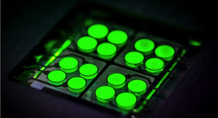 CYNORA Announces Availability of Industry's 1st Device Test Kits for TADF Deep Green Emitters