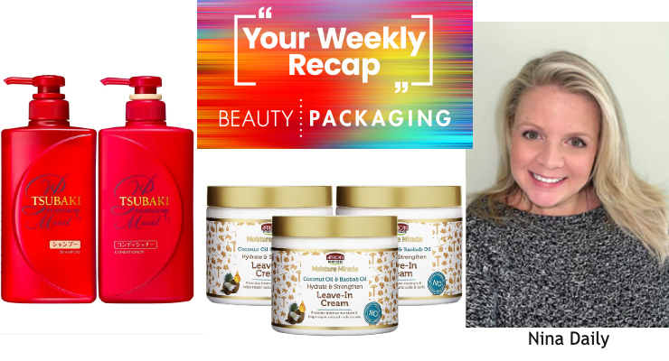 Weekly Recap: CVC Purchases Shiseido's Personal Care Business, African Pride Packaging Tips & More