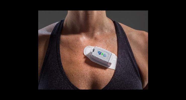 FDA Clears Wearable Electrocardiogram Sensor