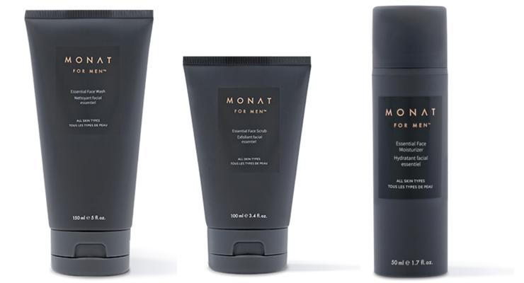 Monat Introduces Men's Skincare