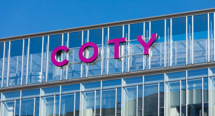 Coty Reports 16% Decline for Q2 of 2021