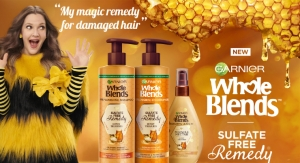 Garnier Taps Drew Barrymore for Campaign