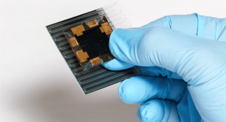 Solliance: World Record Efficiency of 26.5% on Tandem Solar Cell