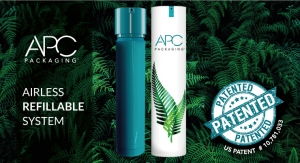 APC Packaging Patents Airless Refillable System