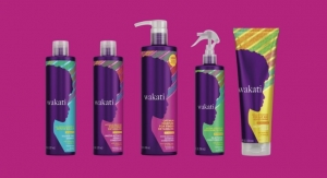 Kao Launches Wakati Line For Natural Texture