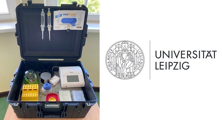Suitcase Laboratory to Detect COVID-19 in Development
