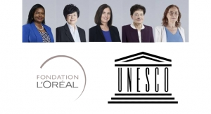 L'Oréal & UNESCO Announce the For Women in Science International Awards