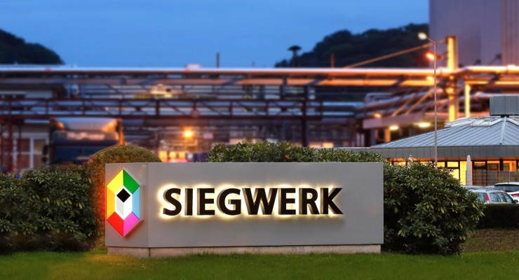Siegwerk diligently working to manage supply chain